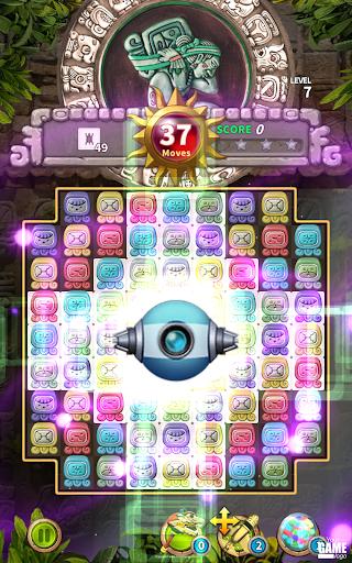 Glyph of Maya - Match 3 Puzzle 1.0.14 screenshots 19