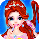 Long Hair Princess Prom Make up APK