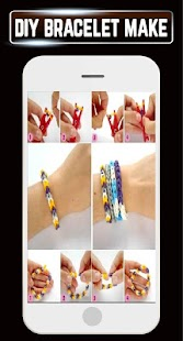 DIY Bracelet Friendship Belt making Ideas Designs - náhled