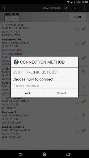 Wifi WPS Unlocker 2.3 screenshots 6