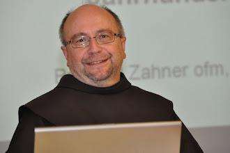 Photo: P. Dr. Paul Zahner OFM über 'Reform der Kirche durch den Joachimismus?'