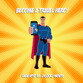 Travel Hero: Earn Free Money