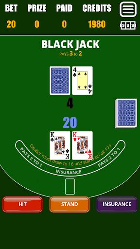 Blackjack 21 1.0 Mod screenshots 1