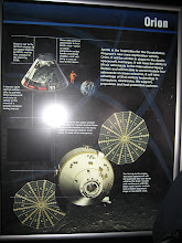 Photo: Orion space craft