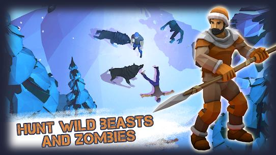 Darkest Winter: Last survivor MOD (Speed Move x5) 4