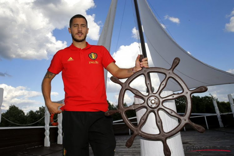 """Eden Hazard ne parle pas néerlandais : """"Un de mes seuls regrets en sélection"""""""