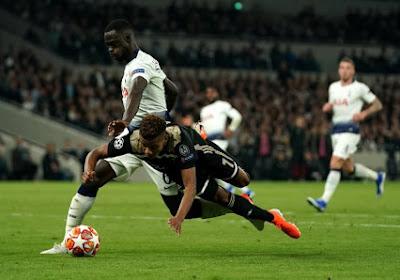 🎥 Ligue des Champions : deux mi-temps différentes lors de Tottenham - Ajax