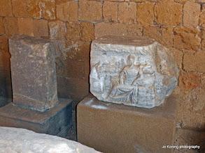 Photo: Rhodos oude stad. Archeologisch museum.