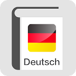 Deutsch Keyboard Dictionary Icon