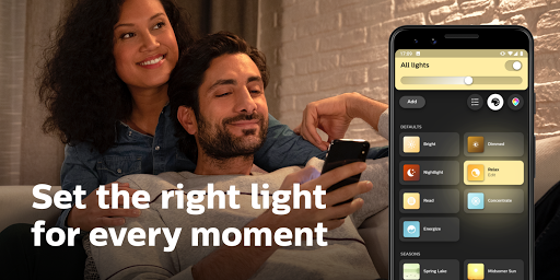 Philips Hue Bluetooth screenshot 4