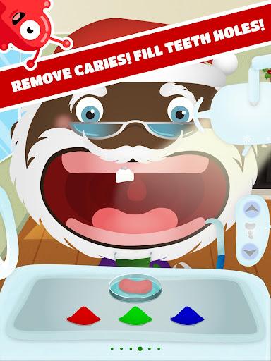 Tiny Dentist Christmas android2mod screenshots 6