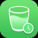 Drink Water Reminder & Tracker FREE icon