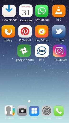iphone 8 launcher apk full version