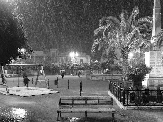 E' arrivata la neve.... di Melo
