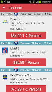 Travel Coupons- screenshot thumbnail