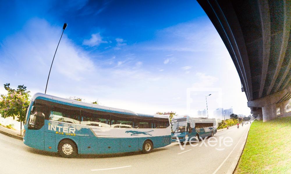 Xe Inter Bus Lines từ Hà Nội đi Sapa