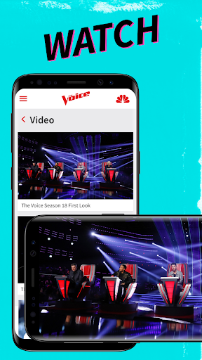 The Voice Official App on NBC screenshot 5