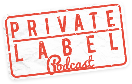 As seen on Private Label Podcast!
