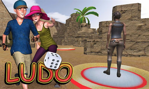 Ludo Jumanji 3D Game 2.4 screenshots 5