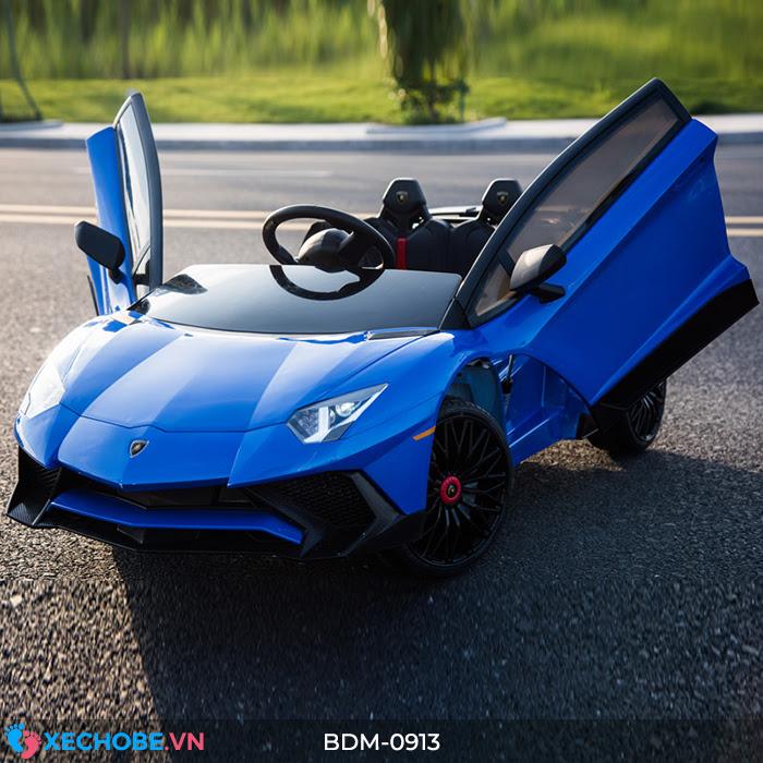 Xe ô tô điện trẻ em BDM-0913 9