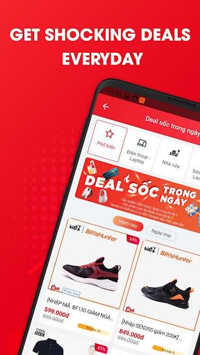 Sendo: #1 Online Shopping App & Deals screenshot