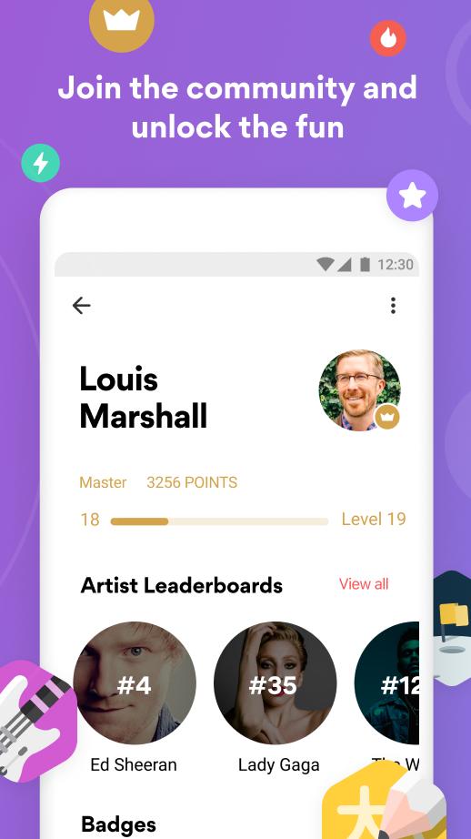 Musixmatch - Lyrics for your music Screenshot 3