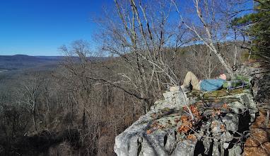 Photo: Some bum above Spradley Hollow