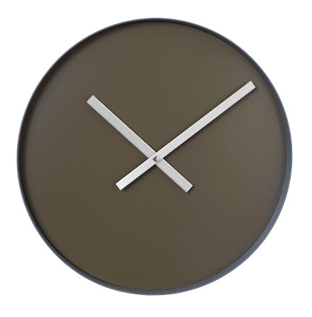 RIM, Stor Väggklocka, Tarmac - Steel Grey, Blomus