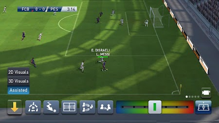 PES CLUB MANAGER APK screenshot thumbnail 1