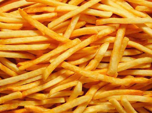 Spicy Cumin Fries Recipe