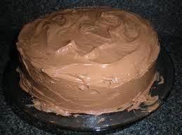 Fíonn's Chocolate Cake.....