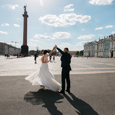 Wedding photographer Viktoriya Petrova (victoriareys). Photo of 27.08.2018