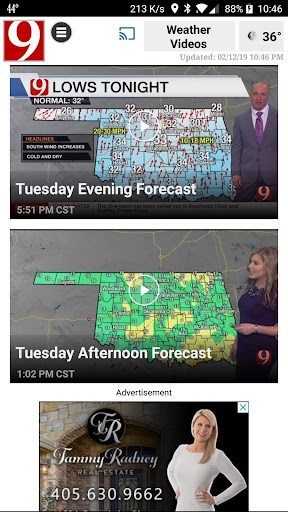 News 9 7.0.352 Screenshots 3