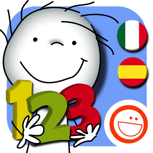 Niní aprende a contar Italiano