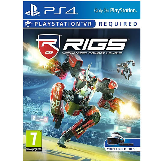 RIGS: Mechanized Combat League (VR) (PS4)