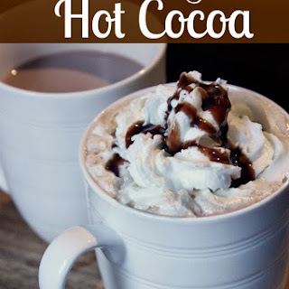 Creamy Hot Drinks Recipes.