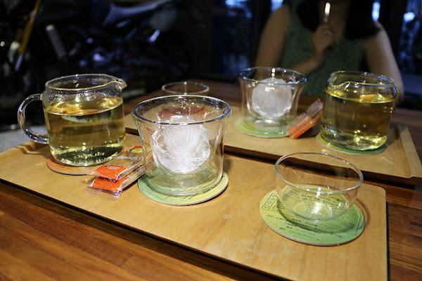 瑞穗 Ba han han non 好茶咖啡工作室-吉林茶園 蜜香紅茶.季節水果霜淇淋