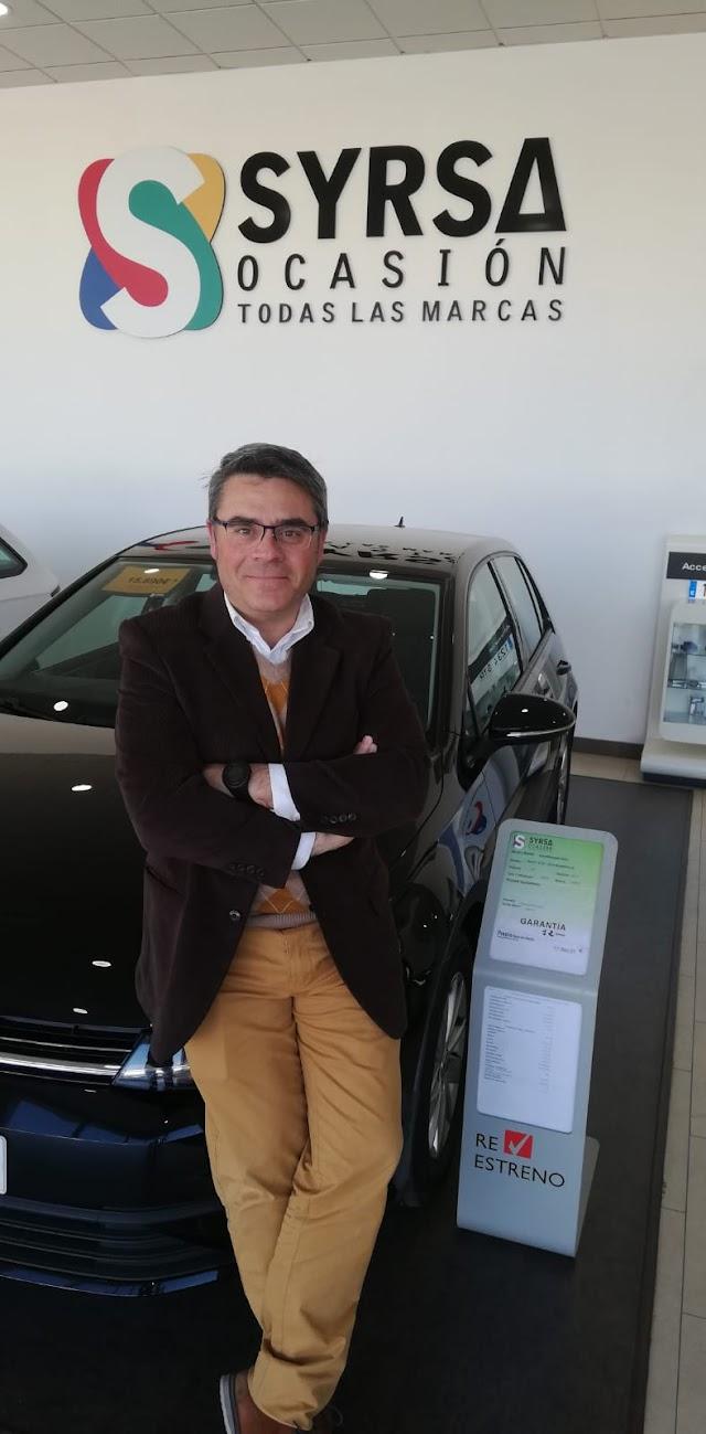 Juan Enrique Cruz, coordinador de V.O. en Grupo Syrsa Almería