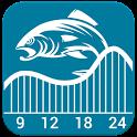 Fishing & Hunting Solunar Time icon