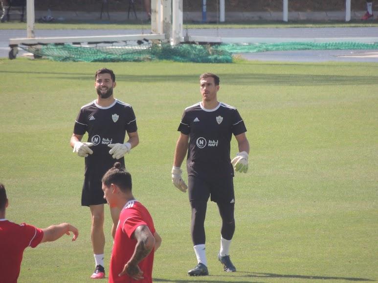 Sivera y Fernando.