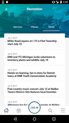 MiPage - screenshot