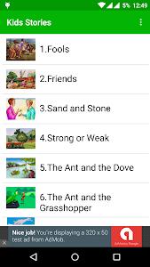 Kids Stories screenshot 0