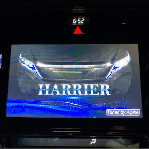 ハリアー ZSU60W のカスタム事例画像 ちょにきさんの2021年01月25日19:08の投稿