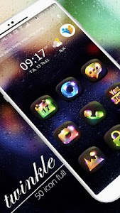Twinkle - eTheme Launcher screenshot 1