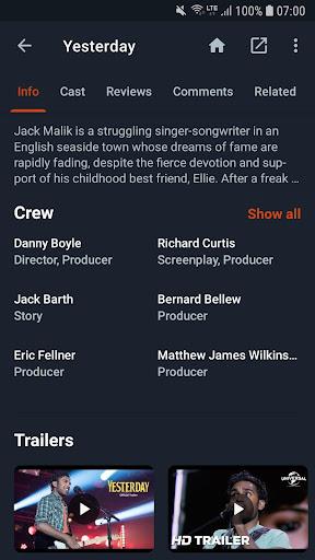 Moviebase: Discover Movies & Track TV Shows screenshot 7