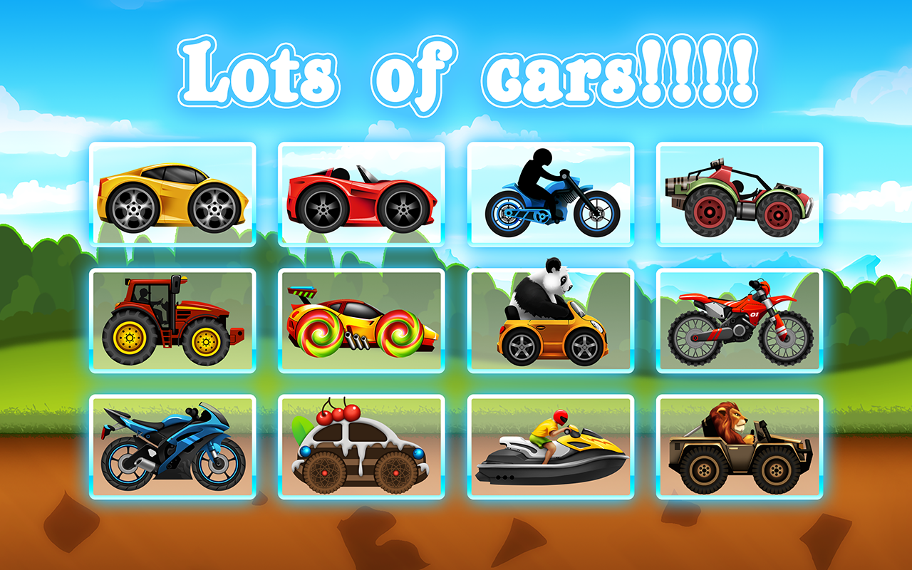 fun kid racing screenshot - Fun Kid Pictures