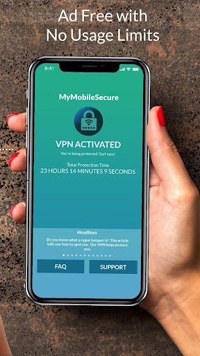 My Mobile Secure screenshot 2