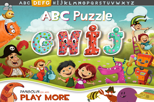 ABC Baby Puzzle - Vol. 3