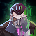 InfiniteCorp: Cyberpunk Decision-Based Card Game icon