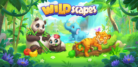 Wildscapes APK poster